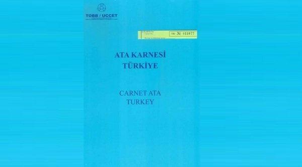 Ata Karnesi