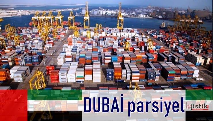 Dubai Parsiyel Nakliye