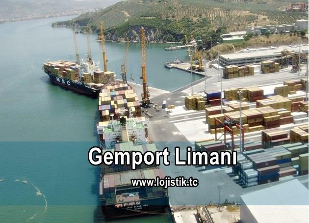 Gemport Liman覺 Gemlik