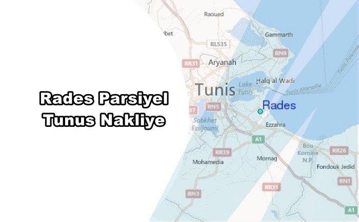 Tunus Rades Parsiyel