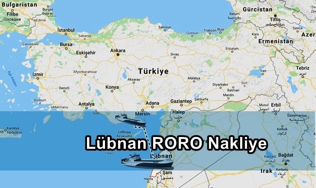 Lübnan RORO Nakliye