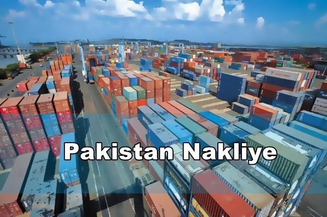 Pakistan Denizyolu Nakliye